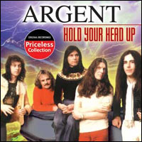 Selected argent albums
